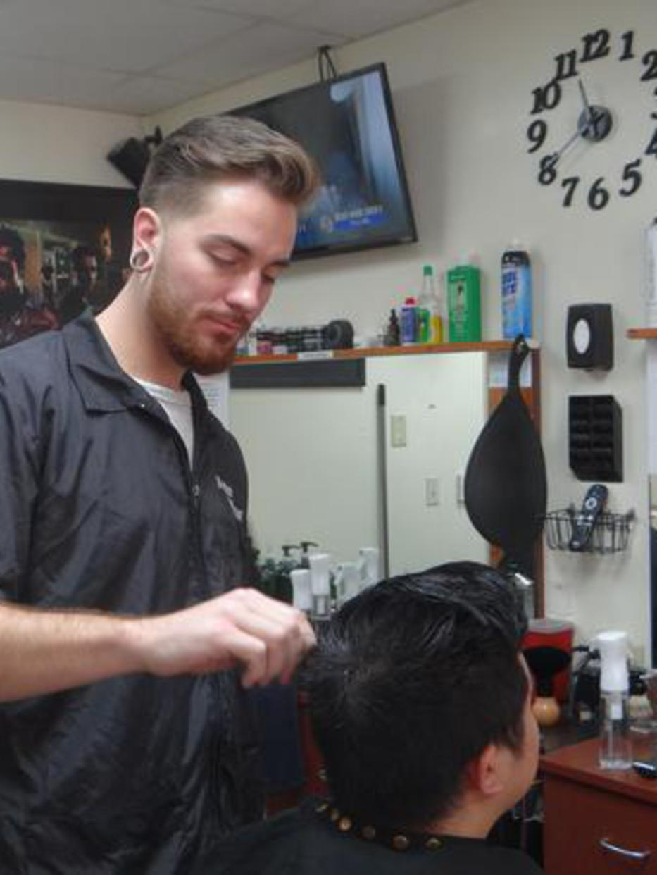 Experience Barber's Unlimited it's like no other